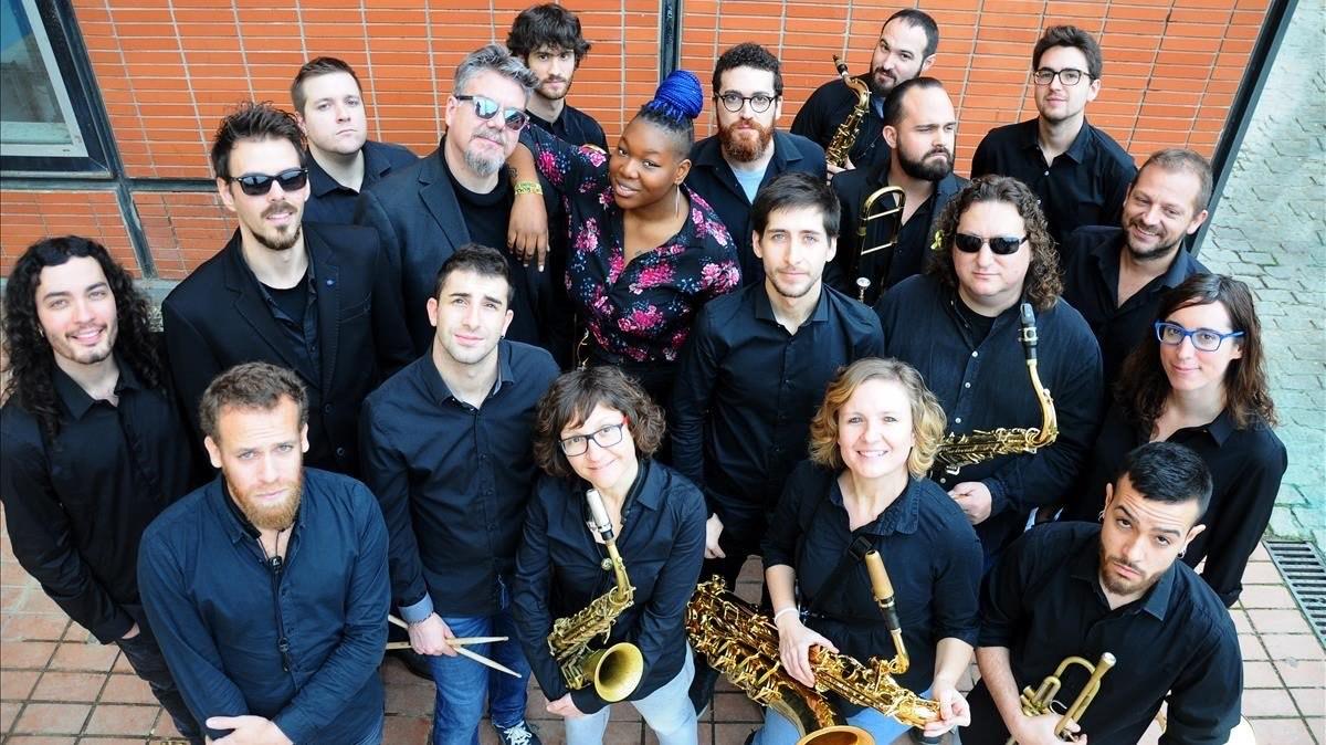 Micaela Chalmeta Big Band